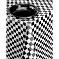 Checkered Plastic Tablecover