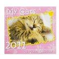 My Cats 2011 Calendar - 16 Month Calendar