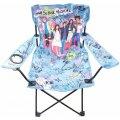 High School Musical 2 Folding Camp Chair - Blue