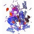 Happy Birthday Party Confetti .5oz.