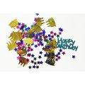 Happy Birthday Party Confetti - 0.5oz.