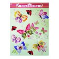 Spring Wall Clings - Butterfly 2pk