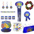 Graduation Party Decoration Mega Set - 9pc