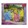 Disney Princess 100 Piece Jigsaw Puzzle (Belle, Cinderella, Snow White)