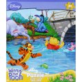 Disney's Winnie the Pooh 24pc. Jigsaw Puzzle (In the River)
