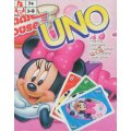 Minnie Mouse UNO Card Game