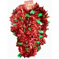 Holly Leaf Holiday Garland - 12ft.
