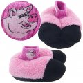 Pig Talking Animal Slippers (Youth 3-6)