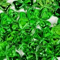 Shamrock Beads - Bag of 48