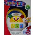 Musical Baby Toy Play and Learn Educational Toy (Baby Walkman)