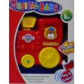 Musical Baby Toy Play and Learn Educational Toy (City Loco)