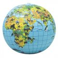 Animal Earth Globes Beach Balls - 12 Cnt.