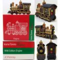 Steam Train Engine Model - Classic 1998 Edition JC Penney Home Towne Express