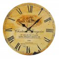 Chateau Gregoire Wall Clock - Vintage Winery Wall Decor